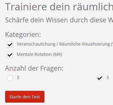 Die WebApp 3DVISUALIZATION